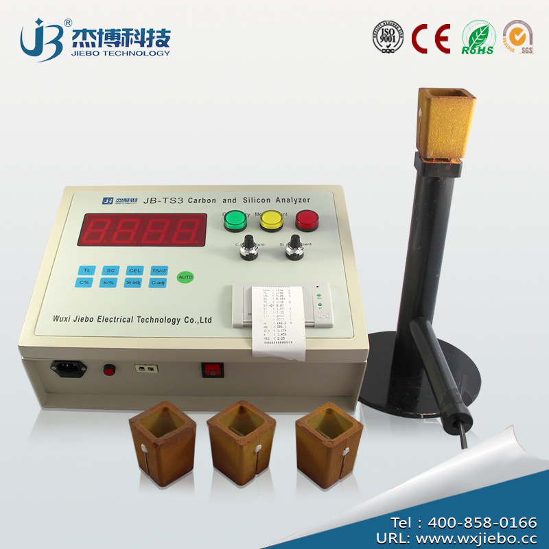 Casting Furnace Front Carbon&Silicon Element Analyzer