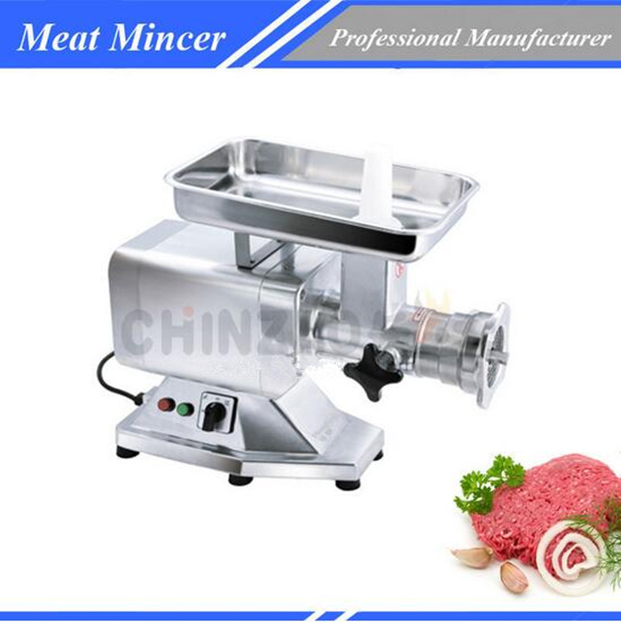 Electric Meat Mincer Sausage Filler Stainless Steel Grinder Hm-12