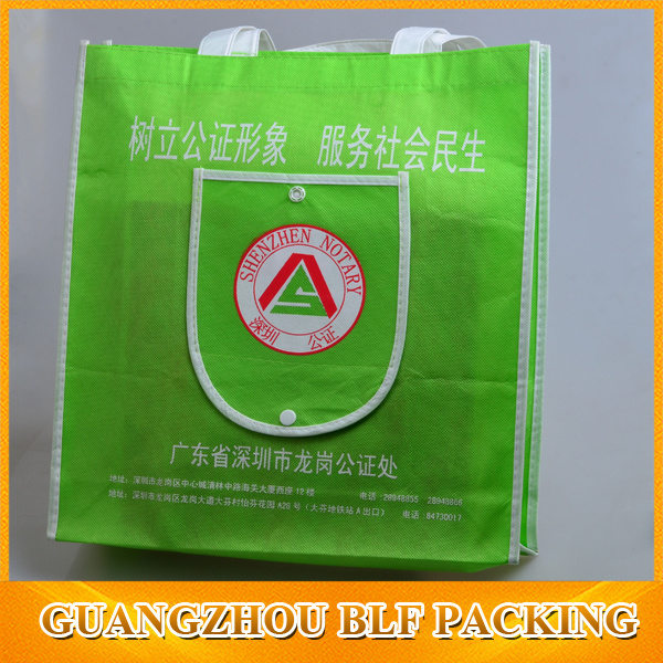 Folding Non Woven Shopping Bag
