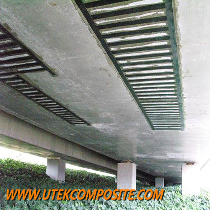 30cm Width Carbon Fiber for Civil Bridge