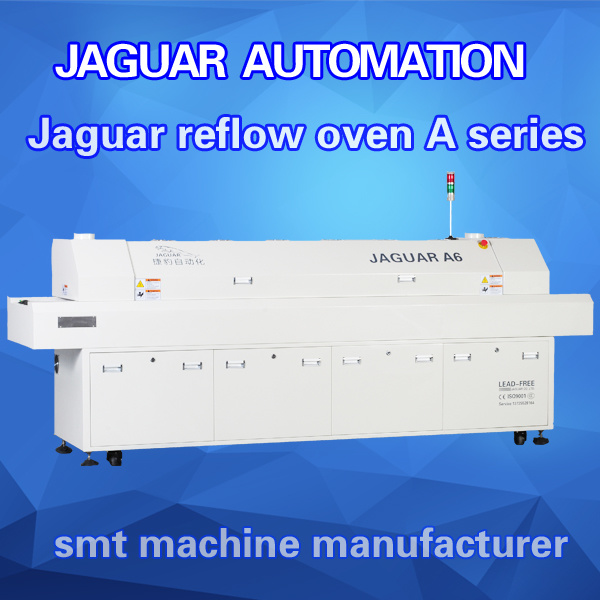 Economic SMT LED Lead-Free Soldering Machine Hot Air Reflow Oven