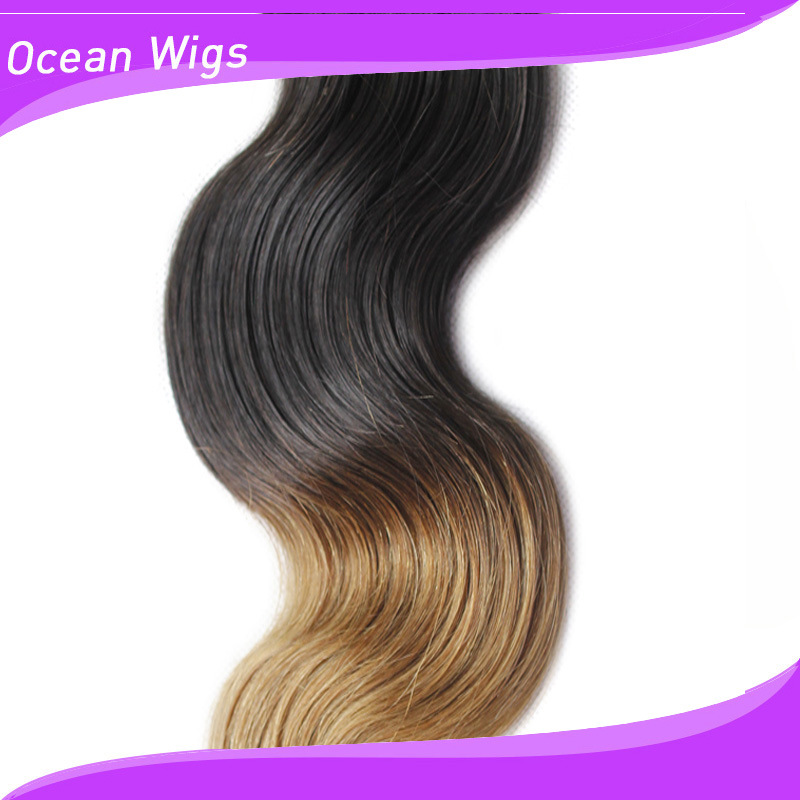 Stock Peruvian Virign Remy Hair Weft (Natural Wave)