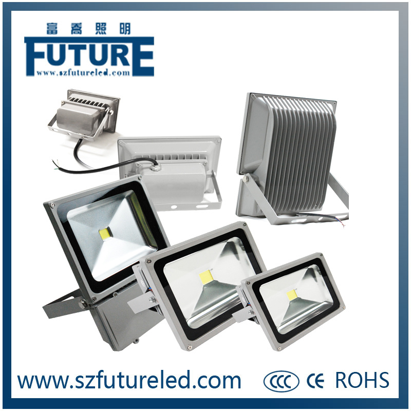 200W/100W/30W/10W LED Flood Light with 2 Years Warranty