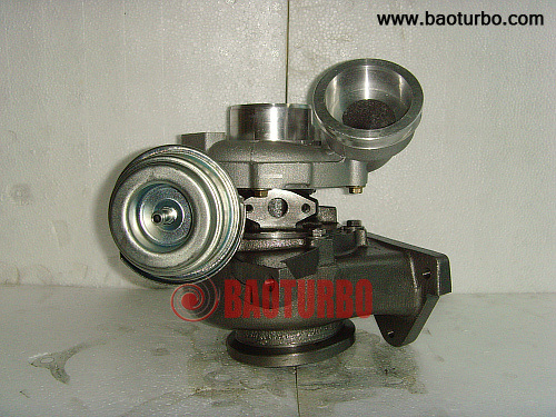 Gt1852V/778794-0001 Turbocharger for Benz