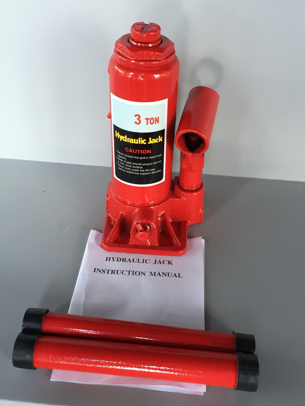 High Quality Hydraulic Bottle Jack (HBJ-A)