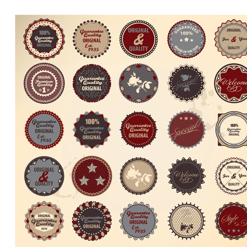 Roll Self Adhesive Sticker Labels Custom Printing Vinyl Sticker Label