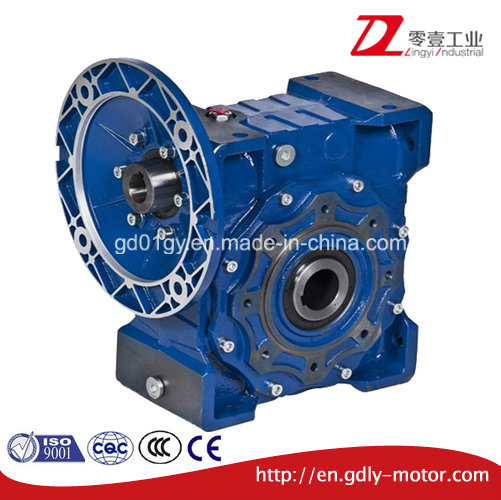 Die Cast Iron Worm Gear Speed Reduce Gearbox