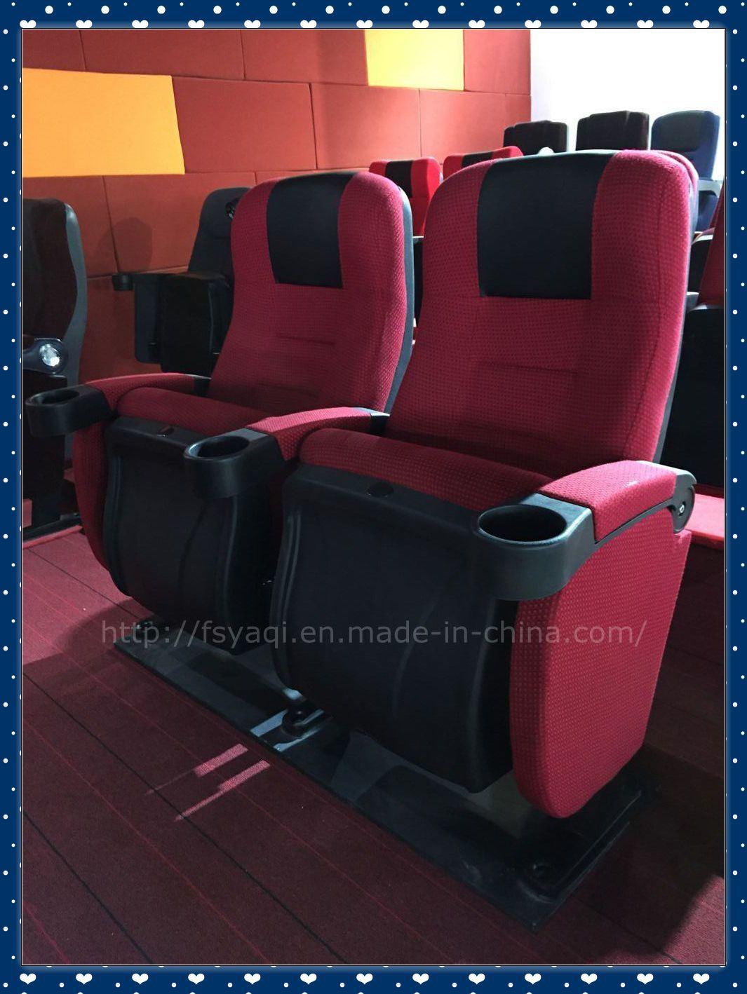 New Design Auditorium Theater Seating PP Cinema Chair (YA-016)