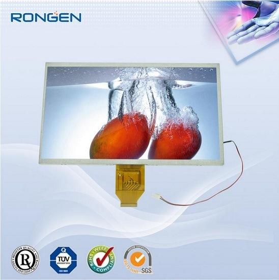 10.1inch LCD Screen 1024X600 Car Monitor MID LCD Display