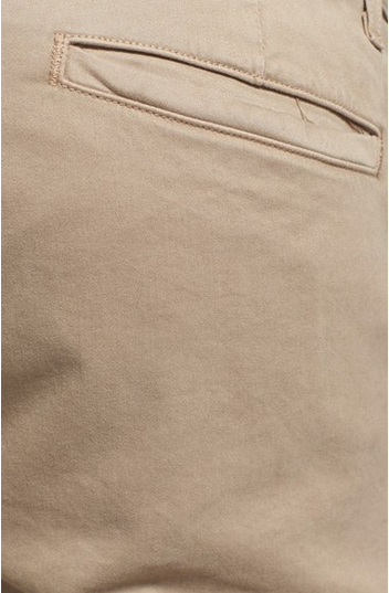 Wholesale Tailored Straight Leg Cotton Chinos