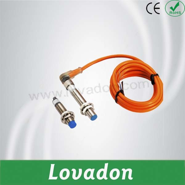 Lm12-T3 Proximity Sensor with Straight Connector