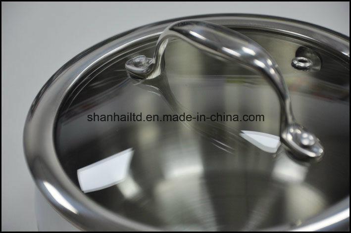 5 Layer Modern Kitchenware Frying Pan