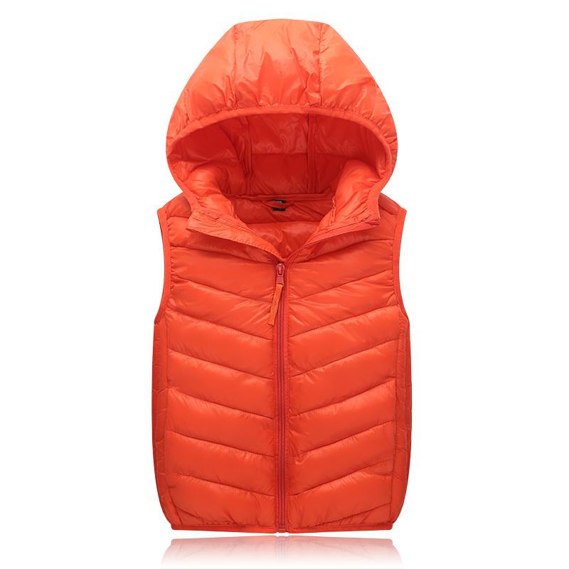 New Fashion Children Winter Light Down Jacket for Girl/Boy 602