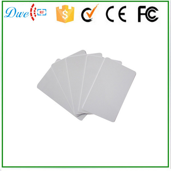 ISO18000-6c 860MHz to 960MHz UHF PVC Passive RFID Card