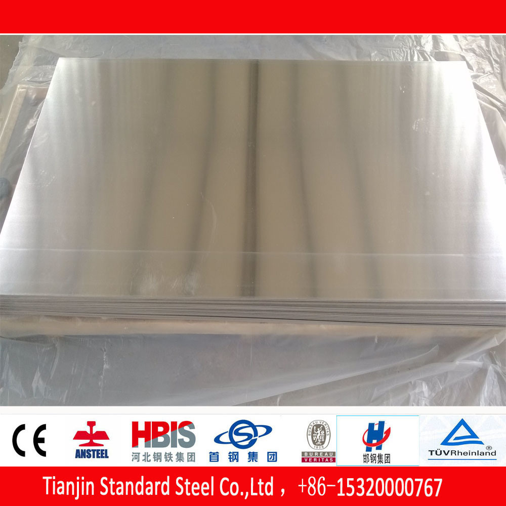 Pure Aluminium Sheets 1060 Anodic Oxidation Short Delivery