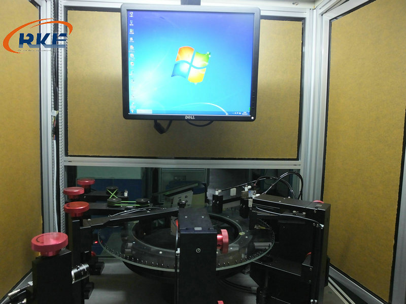Glass Plate Optical Sorting Machine