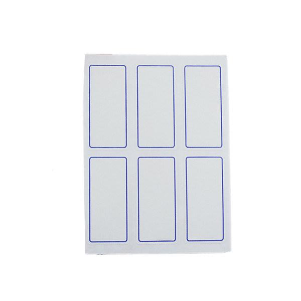 Supermarket Price Label/Sticker Label/Thermal Transfer Printing Label