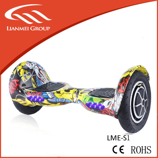 10 Inch Electric Hoverboard with UL2272 Certificate Approve