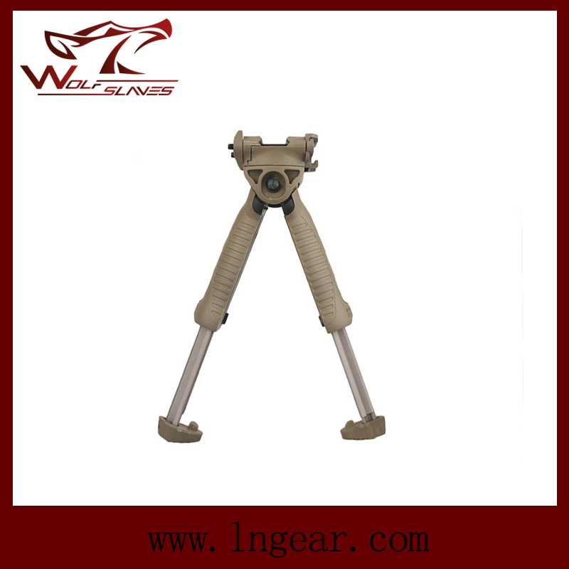 Military Bd T- Pod2 Rotary Tactical Grip Bipod Foregrip