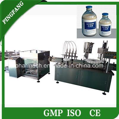 Full Auto Liquid Filling Machine Pharmaceutical, Filling Machine