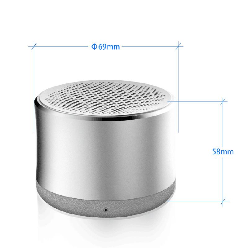 Portable Wireless Bluetooth USB Mini Mobile Speaker