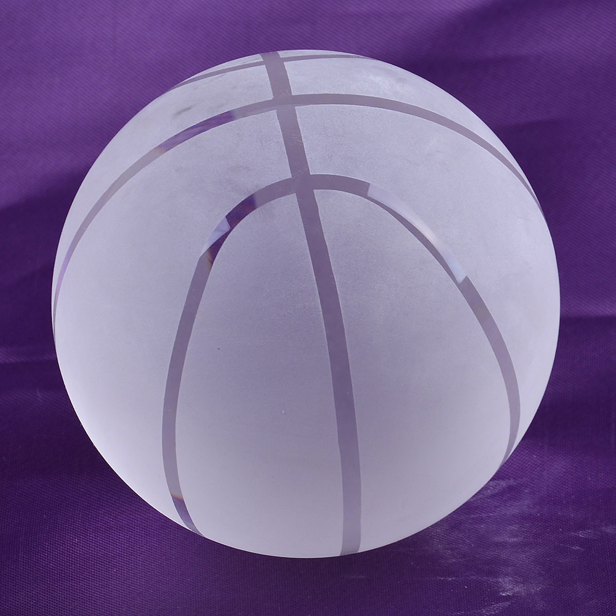 Crystal Basketball for Sports Souvenir