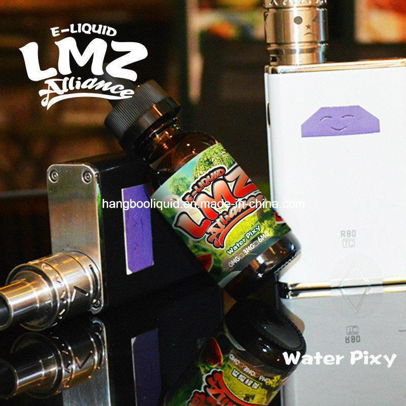 Lmz Water Pixy Flavor E Liquid Hot Selling