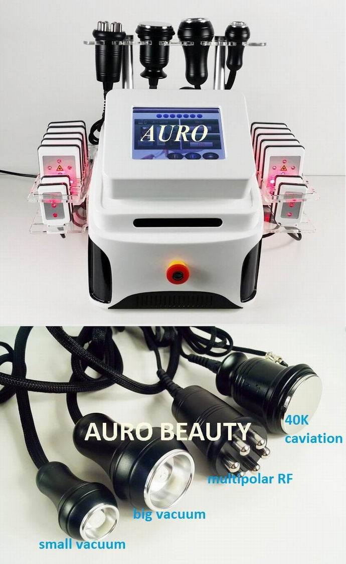 Lipo Laser Cavitation RF Slimming Weight Loss Machine for Sale