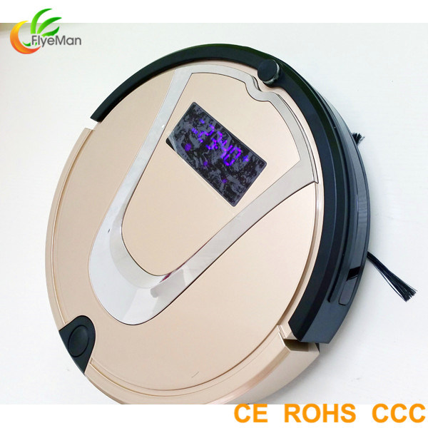 Vacuum Cleaner Robot Remote Control Home Appliance