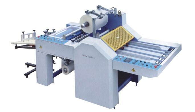Double-Side Semi-Automatic Laminating Machine Hsyfml-540b