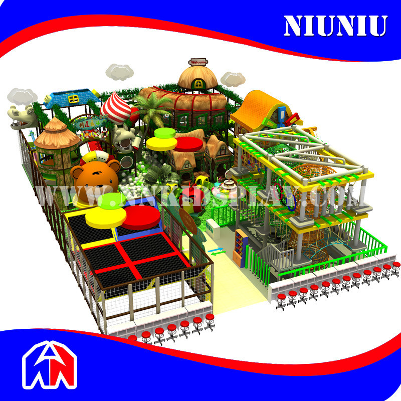 Whenzhou Factory Hot Selling Indoor Playground Equipment for Children