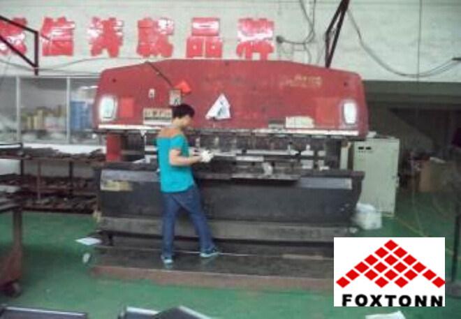OEM CNC Bending Galvanized Sheet Metal Fabrication