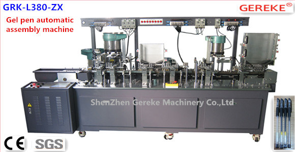 Gel Pen Automatic Assembly Machine with CE Certificate
