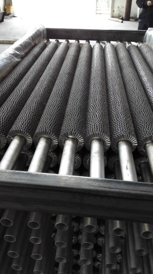 Stainless Steel Extruded Fin Tube for Heat Exchanger