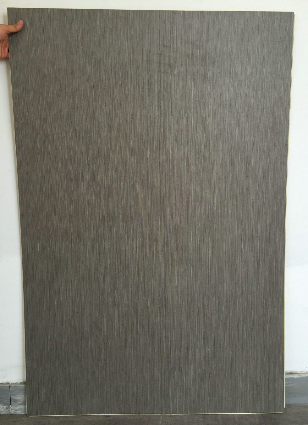 WPC Vinyl Wall Panels / WPC Wall Covering / WPC Boards for Wall Decoration with Drop Lock (935X1235mm)