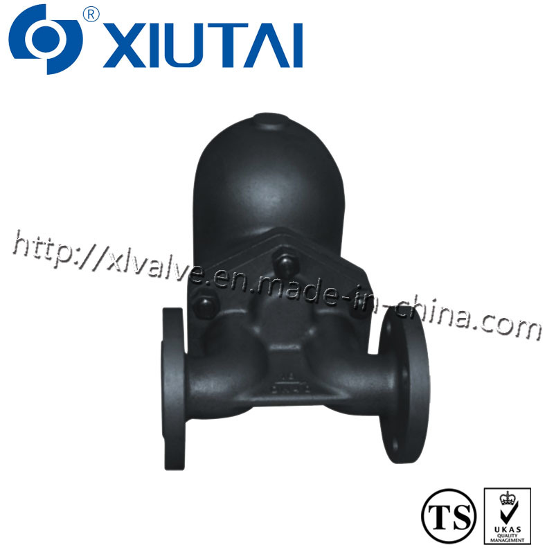 Single-Seat Cast Steel Ball Float Steam Trap (SFT43)