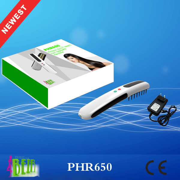 Hair Loss Treatment for Hair Regrowth for Men & Women / Hair Essentials for Hair Growth Lasercomb / Laser Comb Phr650