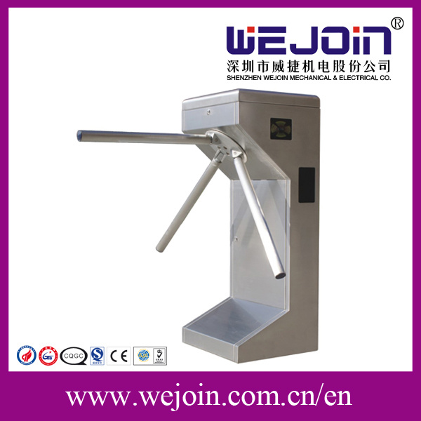 Entrance Access Control Automatic Tripod Turnstile PARA Access Control System