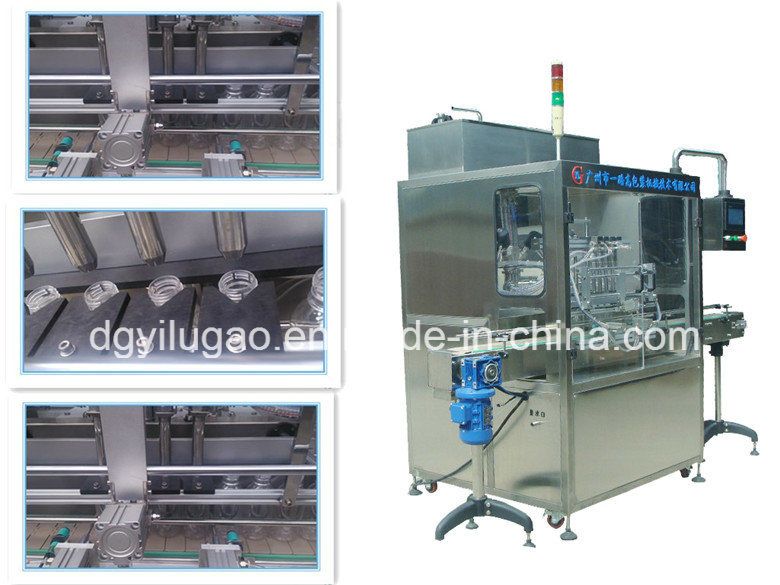 Factory Price Automatic Linear Liquid Filling Machine (YLG-4F)