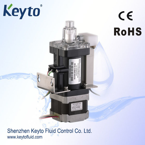 1ml Plunger Pump with Valve Module