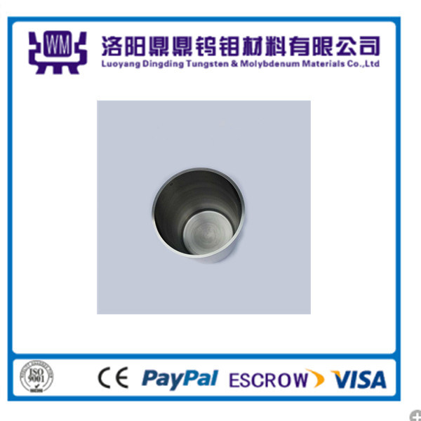 Professional Manufacturer of Molybdenum Crucible for Sapphire Crystal Growth