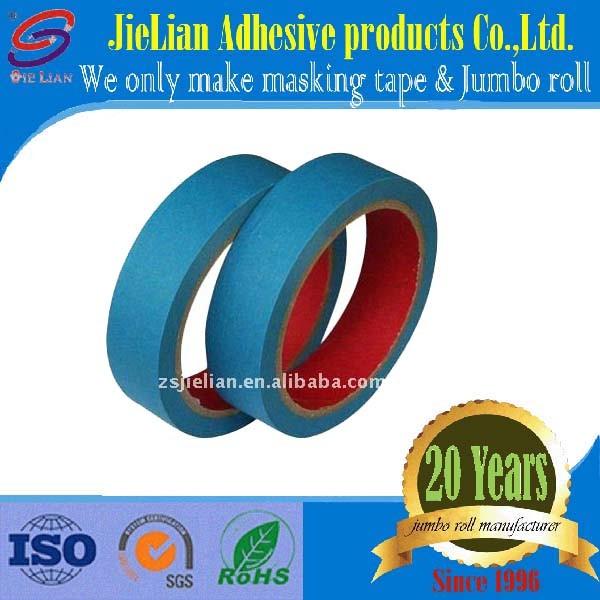 Blue Masking Tape Jumbo Roll