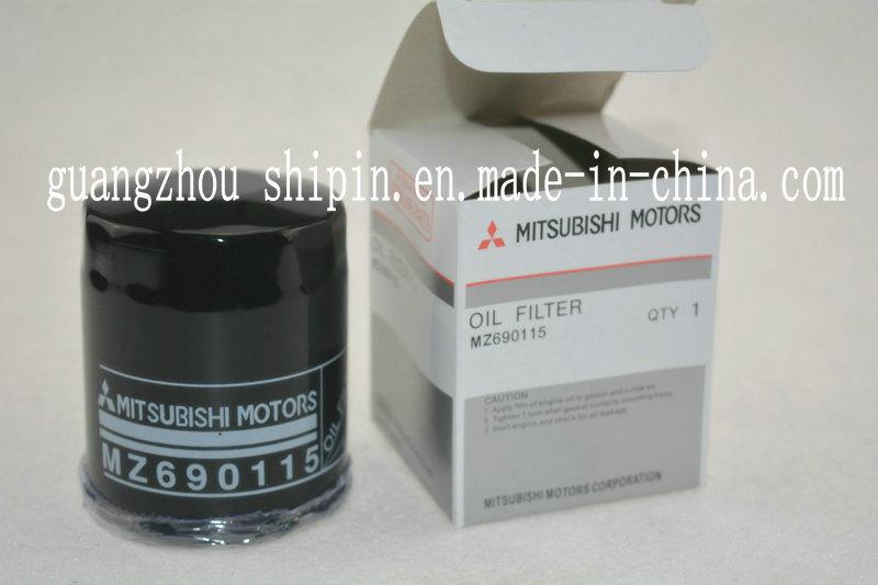 Mz690115 Manufacturer of Engine Oil Filter Element for Mitsubishi