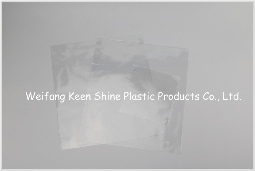 CPP Open Ended Bags with Antistatic Tape on Flap