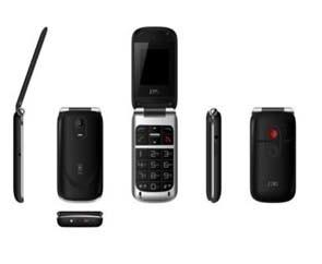Mt6260d Flip Phone for Elder with Big Letter