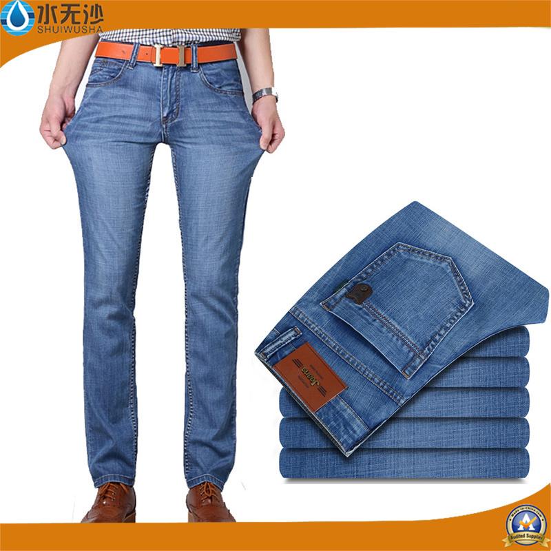 Popular Best Sell Men′s Stretch & Non-Stretch Denim Jeans