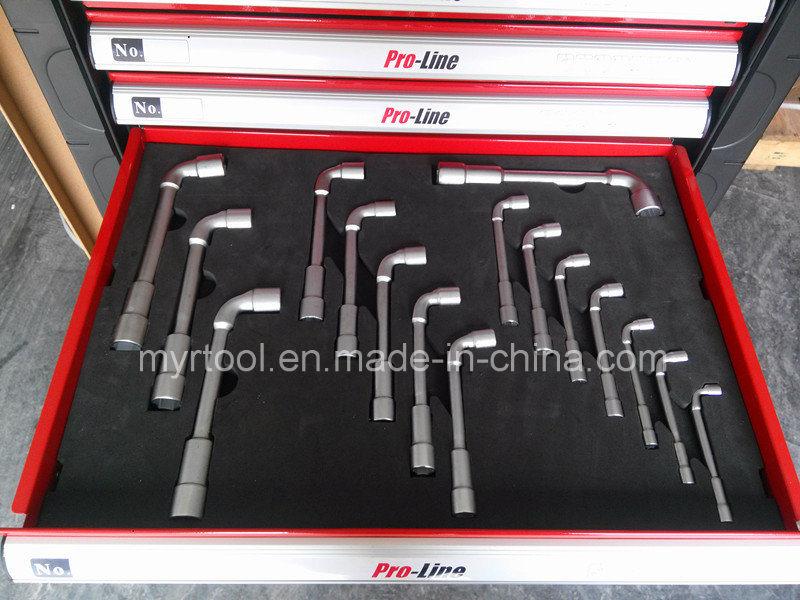 270PCS Heavy Duty Trolley Tool Set in EVA Foam (FY238A)