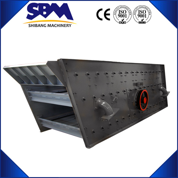 High Efficiency for Sale Vibrating Screen with Large Capacity