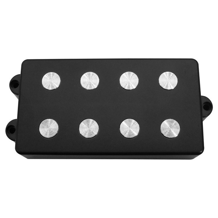 AlNiCo 5 Musicman Style Bass Pickups for 4 String Bass