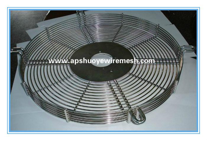 Protection Fan Guard for Ventilation/Metal Fan Guard/Motor Moint Fan Guard